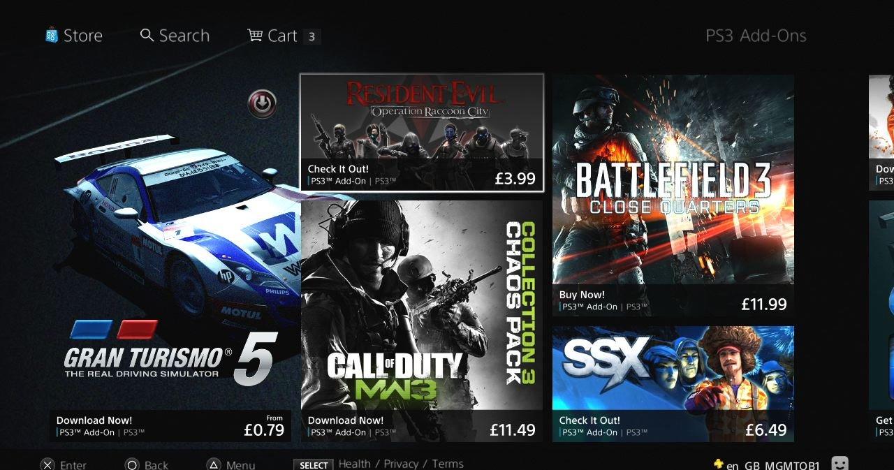 Britiske brukere er så misfornøyde med Playstation Store at Sony måtte rulle tilbake til den gamle versjonen.