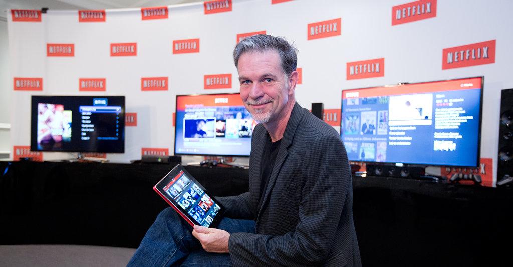 Netflix-toppsjef Reed Hastings skal kapre det norske markedet ved å tilby film og TV på nær sagt all populære maskinvare. De har også allerede en stor etablert brukerbase i Statene, Facebook-integrasjon og Dolby Digital 5.1. Likevel er han ingen reddende