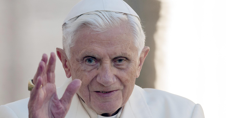 Pave Benedict XVI - nå også på Twitter.