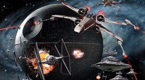 Dødsstjernen i Star Wars kunne ødelegge hele planeter ved hjelp av en eneste stråle. Nå vil 1116 amerikanere at USA bygger en slik.