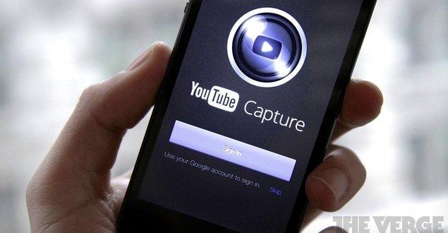 YouTube Capture er nå tilgjengelig i App Store.