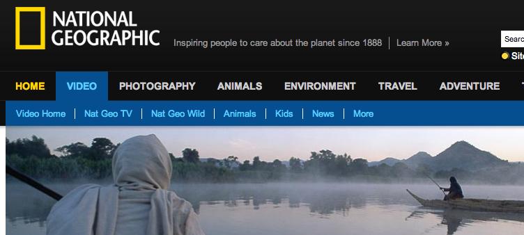 Det kjente natur- og bildemagasinet National Geographic har skrudd av muligheten til å dele bilder via Instagram.