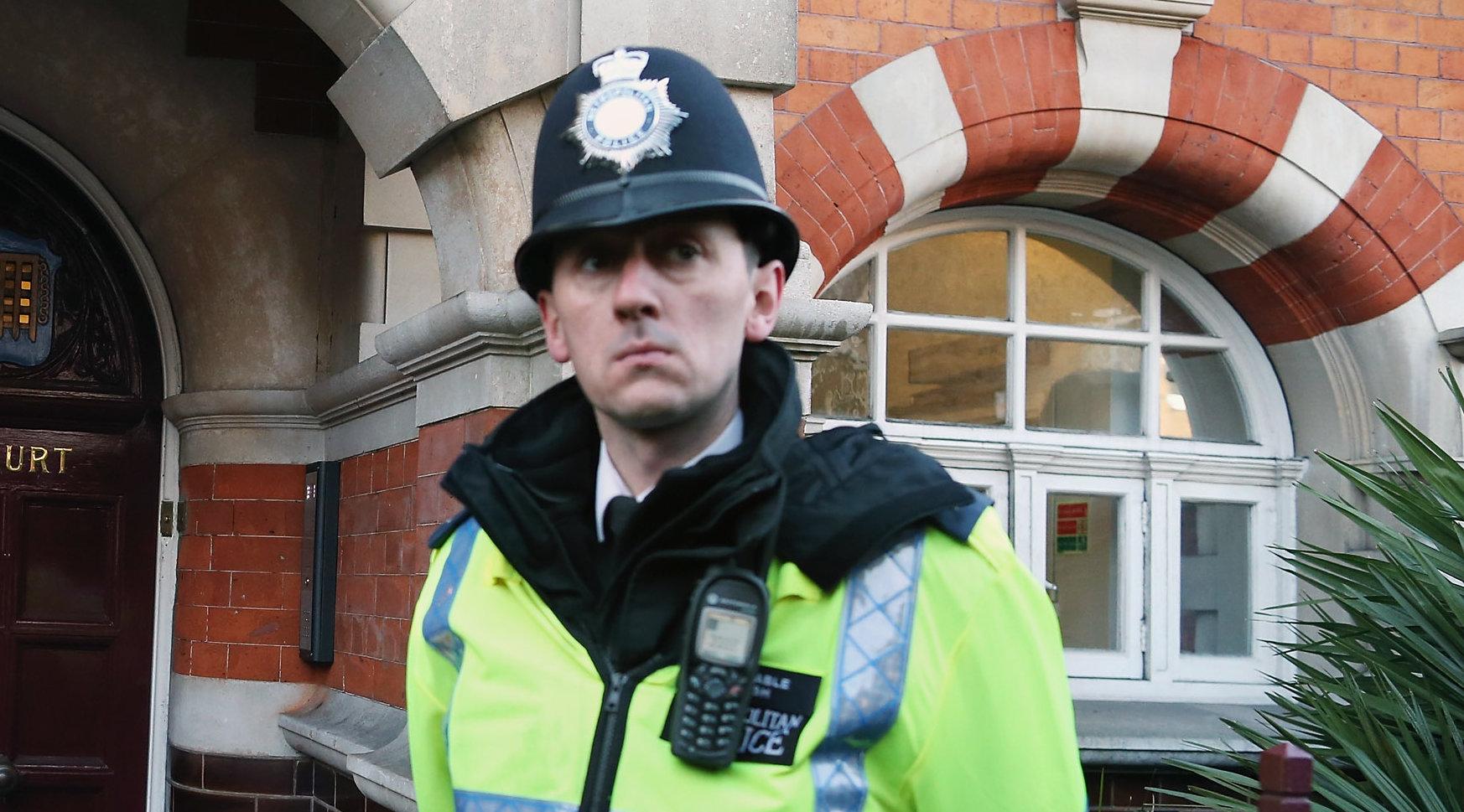 London-politiet skal nå begynne å jage fildelere for alvor.