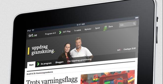 Svenskene må nå også betale TV-lisens om de bare har PC og nettbrett.