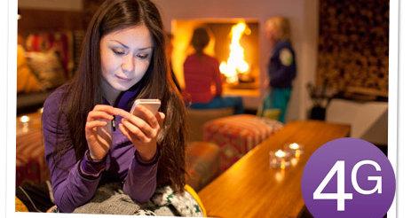 4G vil ikke gjøre det dyrere å sjekke Facebook-statusen via mobilen. I hvert fall ikke i Storbritannia, men trolig heller ikke i Norge.