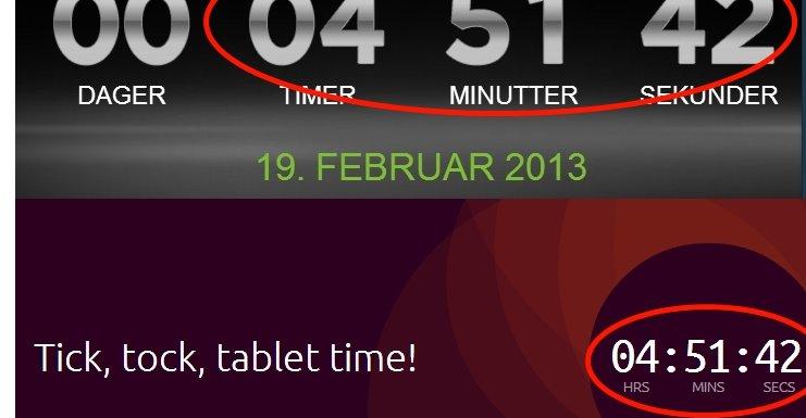Det ser ut til at HTC skal presentere et nettbrett med Ubuntu om ikke mange timene.