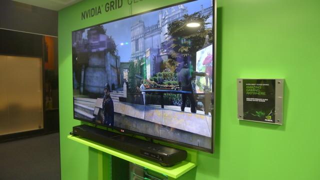 Nvidia Grid.