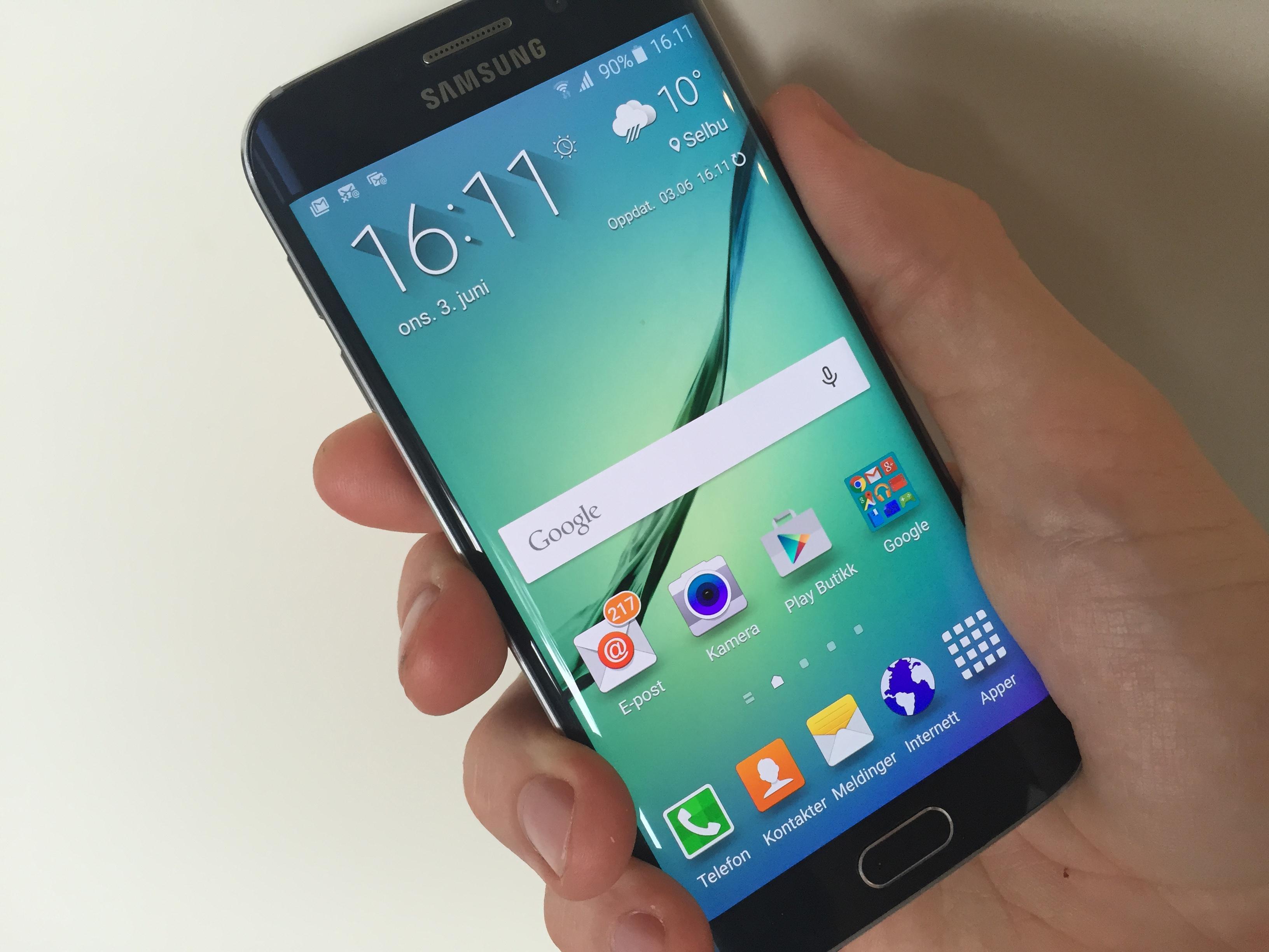 Galaxy S6 og S6 Edge får offisiell oppgradering til Android 6.0.