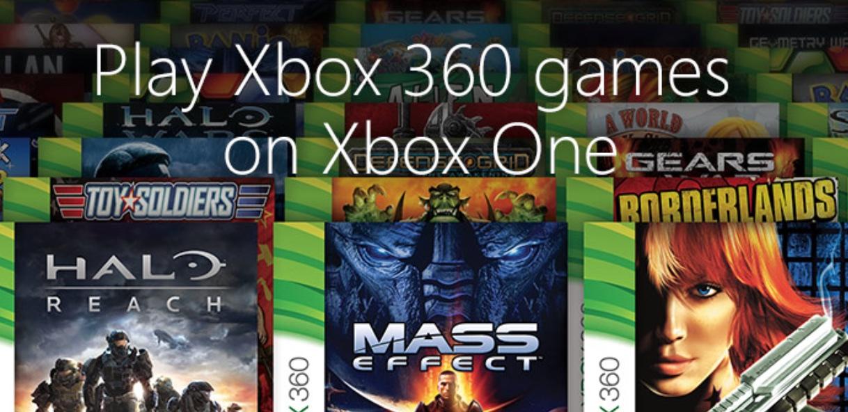 Tester du ny Xbox One-OS-oppdateringer kan du spille 360-spill på Xbox One.