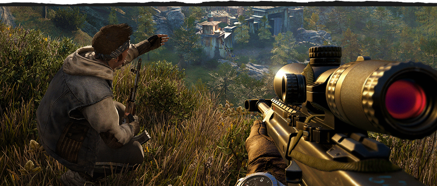 how to play far cry 4 co op local pc