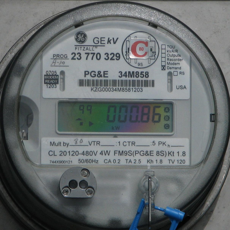 Utility Meter Analog : Enkelt å hacke strømmåleren itavisen